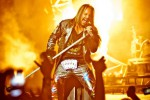 Vince Neil of Motley Crue performs on the opening night of a month-long residency at The Joint at the Hard Rock Hotel and Casino in Las Vegas. Chelsea Lauren/WireImage