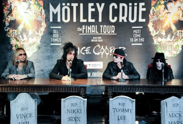 farewell tour press conference 2
